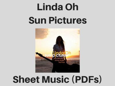 Linda Oh | Sun Pictures | Sheet Music (PDF) main photo