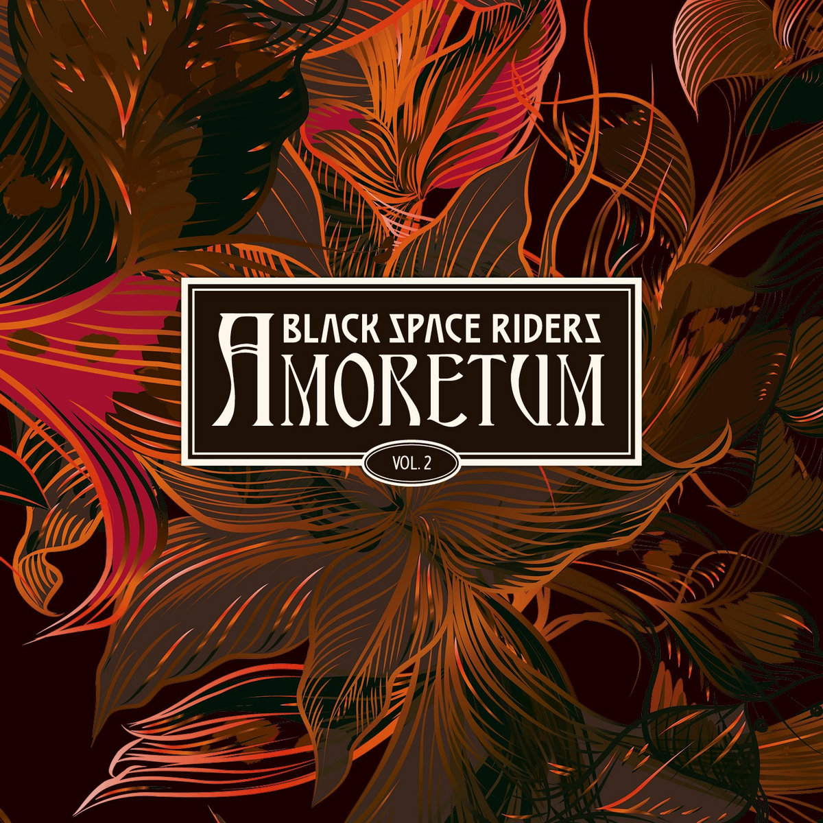 In our garden | Black Space Riders