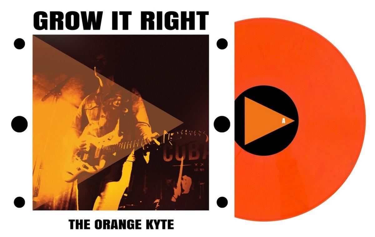 Fizzy Orange | The Orange Kyte