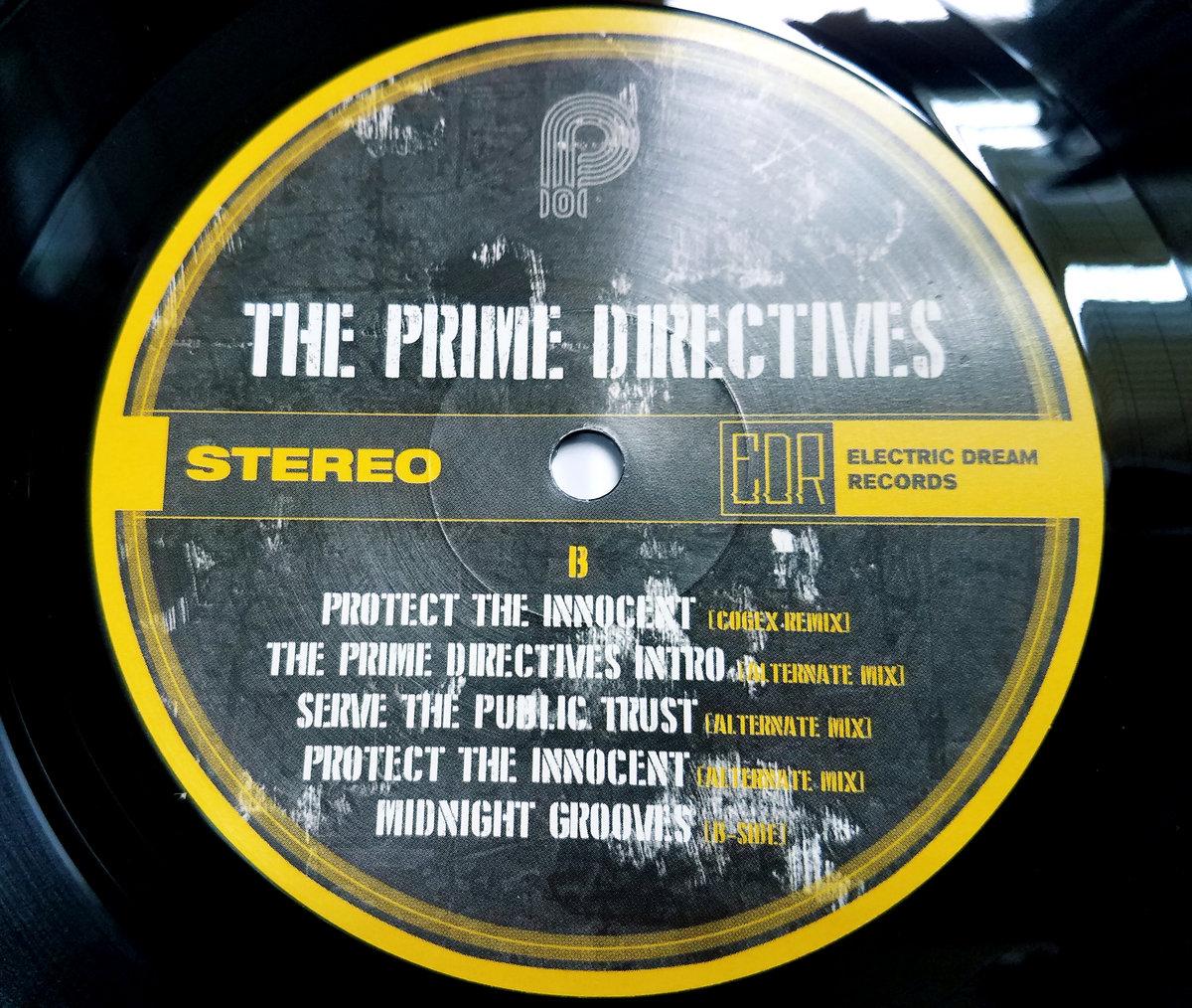 Serve The Public Trust | Electric Dream Records