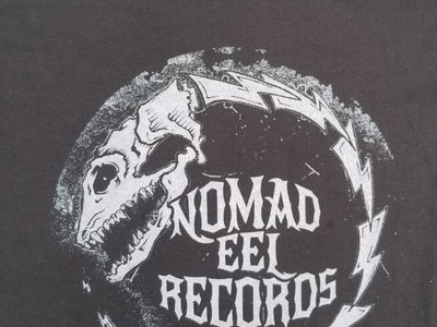 Nomad Eel Records T-shirt main photo