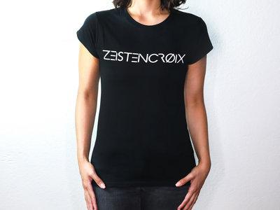 Zx T-shirt Logo Woman main photo
