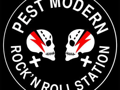Pest Modern T-shirt + Button main photo