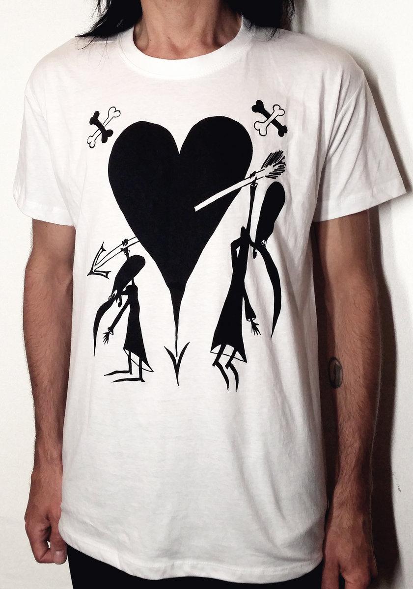 Rocko skull Black enfants-t-shirt