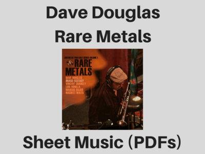 Dave Douglas | Rare Metals | Sheet Music (PDF) main photo