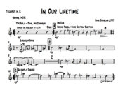 Dave Douglas | In Our Lifetime | Scores & Parts (PDF) photo