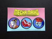 Stickers + Poster Bundle photo