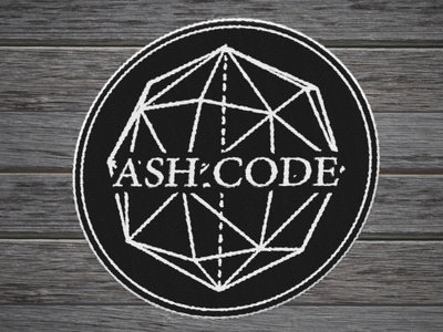 Ash Code 'Logo' Round Patch main photo