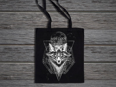 Ash Code 'Esoteric Fox' Tote Bag main photo