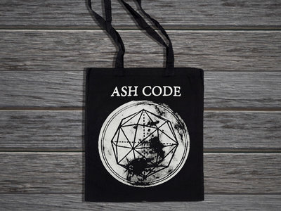 Ash Code 'Logo' Tote Bag main photo