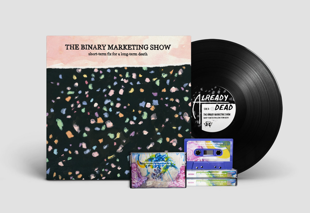 AD284 The Binary Marketing Show 'Short-Term Fix For a Long