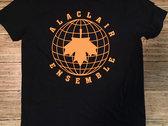 T-shirt noir - Alaclair Monde photo
