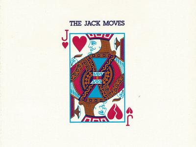 THE JACK MOVES CD - SEALED! main photo