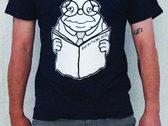 Moleman T shirt Black photo