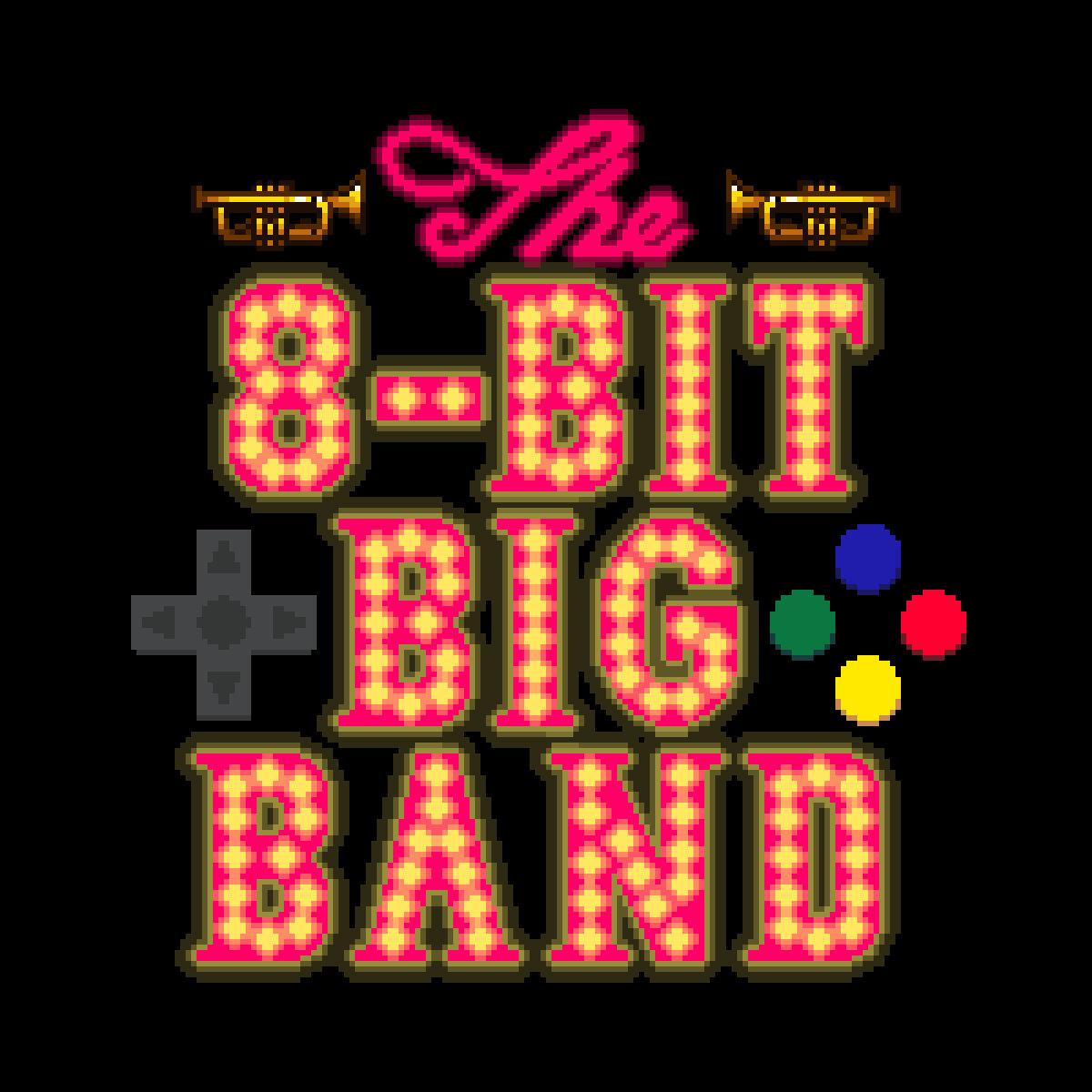 Overworld Theme (Super Mario Bro's 2) | The 8-Bit Big Band