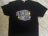 Culture Dub Sound System T-Shirt photo
