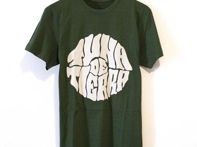 Tuna de Tierra green T-shirt main photo