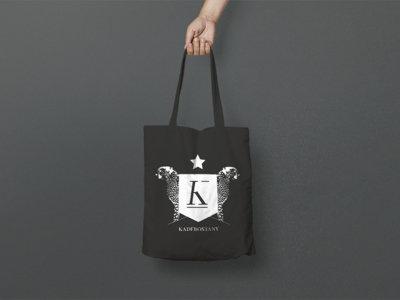 Kadebostany Tote Bag (black) main photo