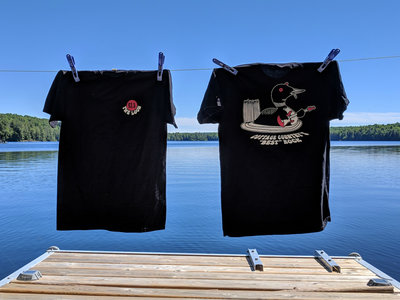 Official 93.5 The Loon T-Shirt main photo
