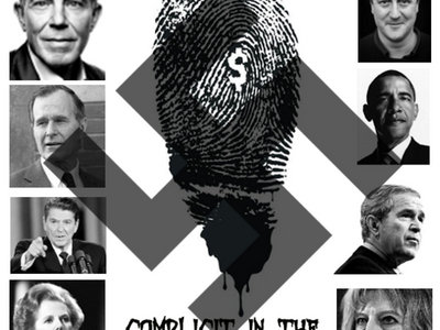 """Complicit in the Murder of Millions 7"""" EP main photo"""