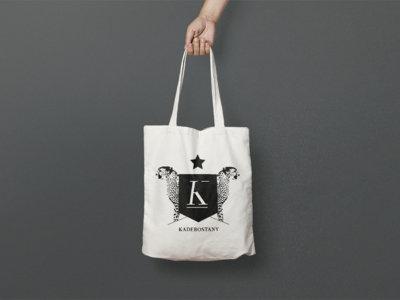 Kadebostany Tote Bag (white) main photo