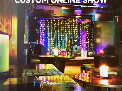 CUSTOM ONLINE SHOW main photo