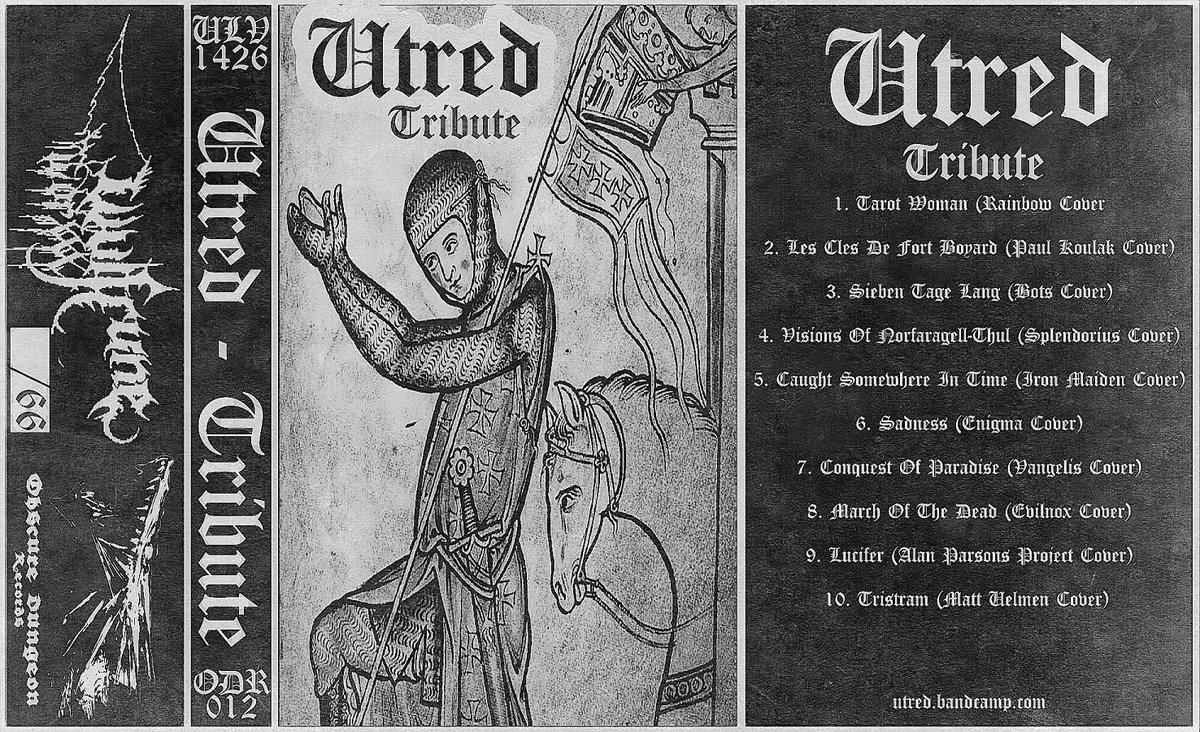 Tristram (Matt Uelmen Cover) | Utred