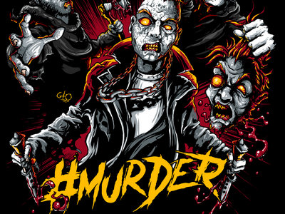 #Murder (Front & Sleeve) main photo