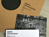 "12"" Vinyl (inc A6 postcard and digital download codes) photo"