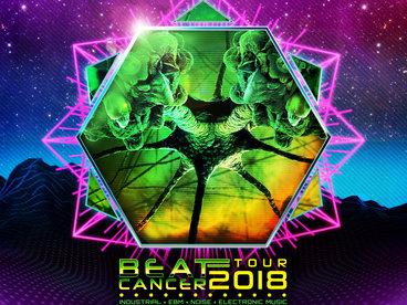 DWA540 VARIOUS ARTISTS - Beat:Cancer Tour 2018 main photo