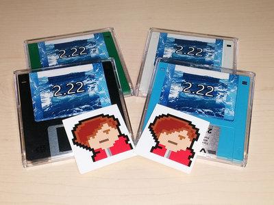 "FrankJavCee - Volume 2.22  3.5"" Floppy Disk main photo"