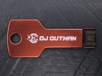 Dj CUTMAN USB main photo