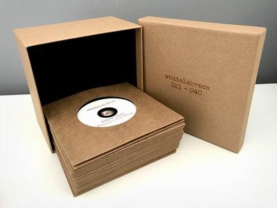 Whitelabrecs CDr Box Set 21-40 main photo