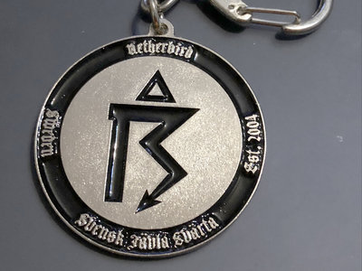 Keychain 3: Symbol blank (Nickel) main photo