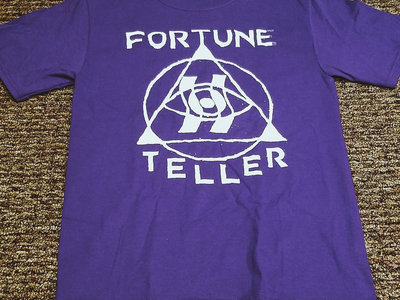 Purple Fortune Teller T-Shirt main photo