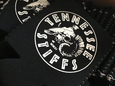 Tennessee Stiffs Ram Skull Koozie main photo