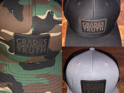 Curved Bill Trucker Hat main photo