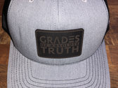 Curved Bill Trucker Hat photo