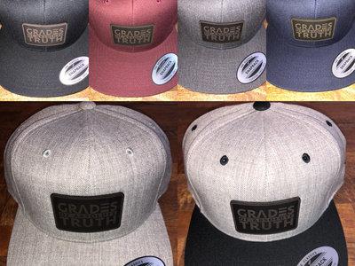 Flatbill Snapback Hat main photo