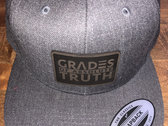 Flatbill Snapback Hat photo
