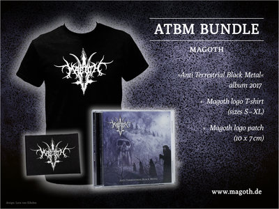 ATBM Bundle : Album 2017 / 2nd Edition + Logo Shirt + Logo Patch main photo