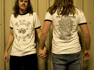 Vice City T-Shirt - White/Black main photo