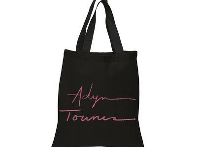 Adyn Townes Tote Bag (Black) main photo