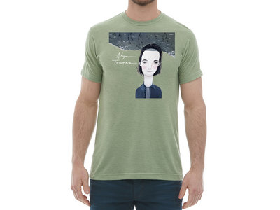 Adyn Townes Men's T-Shirt (Green) main photo