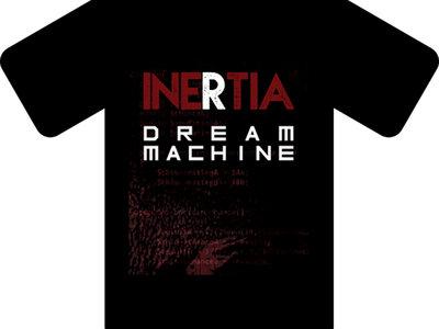"""Inertia """"Dream Machine"""" T Shirt main photo"""