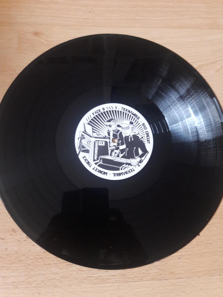 vinyl hardtek mp3