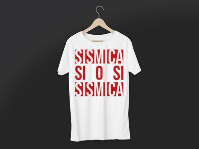 Sismica Si O Si Sismica T-Shirt main photo