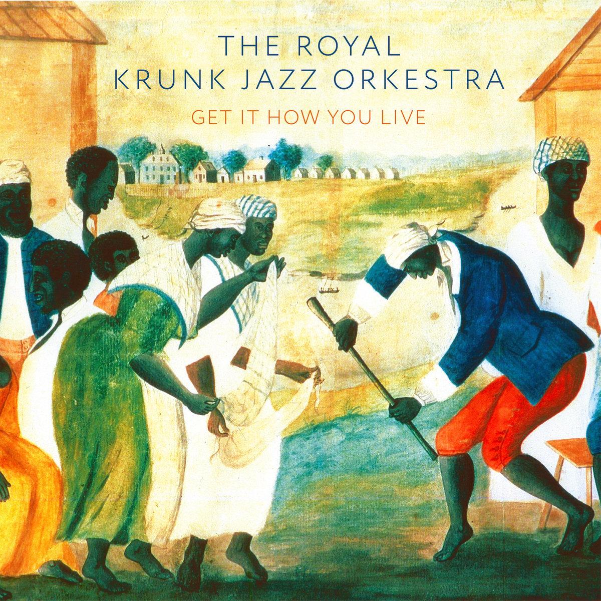 Lyne's Joint | The Royal Krunk Jazz Orkestra