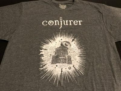 Black Throne Shirt (Gray) main photo