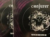 "Conjurer / Kaiju Daisenso Split 7"" Flexi (Small Hand Factory) photo"